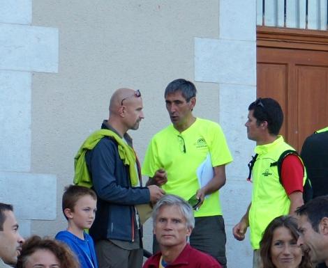 With the UTV race director