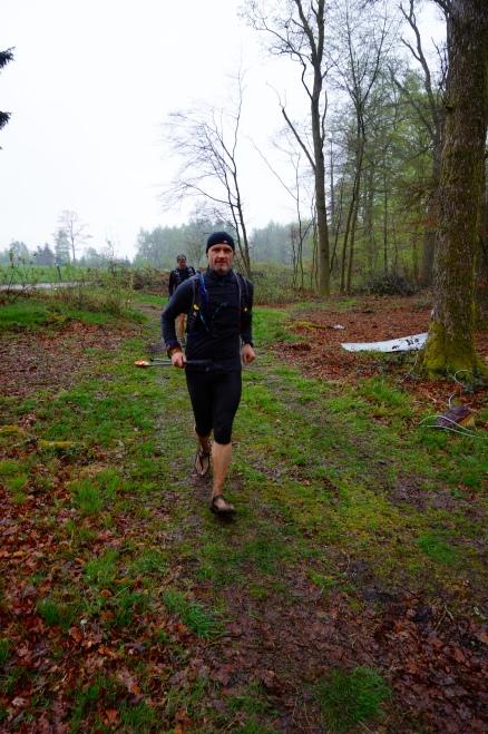 Sleepwalking at km 52 in Sugny