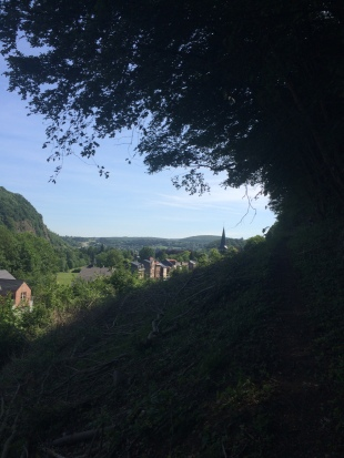 Above Aywaille