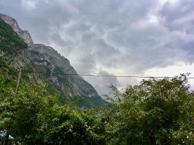 Storm in Belledonne